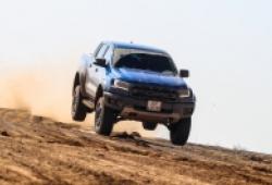 Ford Ranger Raptor - bản năng của khủng long sát thủ
