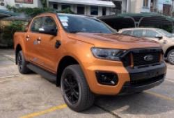 Ford Ranger Wildtrak 2021 về Việt Nam, bị cắt đi nhiều trang bị an toàn