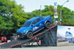 Ford Roadshow 2019 'hút' 700 khách trải nghiệm ngay trong tuần đầu tổ chức