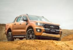 Ford Việt Nam giới thiệu Ranger Limited mới