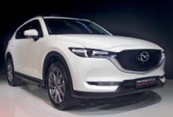 Giá Mazda CX-5 thế hệ 6.5 từ 899 triệu VND, bổ sung nhiều tính năng an toàn