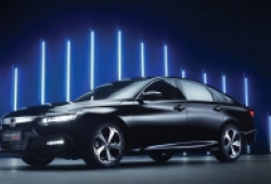 Honda Accord thế hệ mới đạt chứng nhận an toàn 5 sao ASEAN NCAP