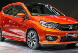 Honda Brio chốt ngày ra mắt 'sát nút' VinFast Fadil