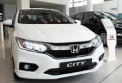 Honda City giảm giá lên tới 40 triệu đồng