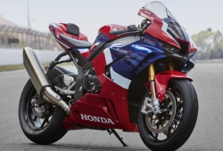 Honda giới thiệu bộ đôi CBR1000RR-R Fireblade với giá từ 949 triệu đồng