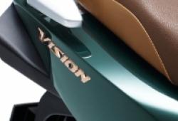 Honda nâng cấp khóa thông minh SMART Key cho Vision