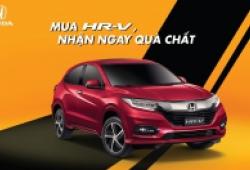 Honda tặng quà gần 30 triệu đồng cho khách mua HR-V trong tháng 12