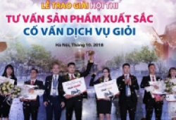 Honda Việt Nam công bố kết quả cuộc thi 'Tư vấn sản phẩm xuất sắc 2018'