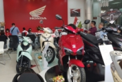 Honda Việt Nam hứa hẹn tăng sản lượng sản xuất xe máy
