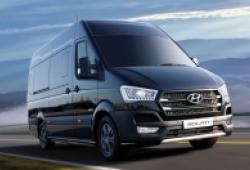 """Hyundai Solati giá 1,080 tỷ VNĐ """"phả hơi nóng"""" vào Ford Transit"""