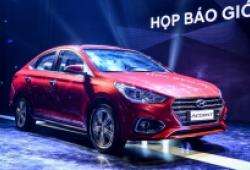 Hyundai Thành Công bán hơn 6.000 xe, tăng trưởng ổn định trong tháng 5/2019