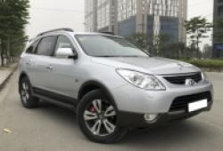 Hyundai Veracruz 2009: Xe cũ giá 600 triệu tiện nghi như xe 2 tỷ