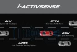 i-ACTIVSENSE: Gói công nghệ an toàn hàng đầu của Mazda CX-5 và CX-8
