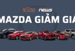 [Infographic] Mazda giảm giá bán toàn bộ sản phẩm, cao nhất đến 200 triệu đồng
