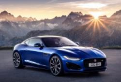 Jaguar giới thiệu F-Type phiên bản nâng cấp