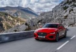Jaguar XE 2020: Tái định nghĩa về sedan thể thao hạng sang