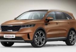 Kia Sorento 2021 chuẩn bị ra mắt tại quê nhà, nhiều nâng cấp đáng giá