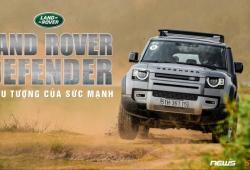 Land Rover Defender - Biểu tượng của sức mạnh