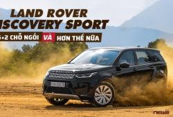 Land Rover Discovery Sport - 5+2 chỗ ngồi và hơn thế nữa