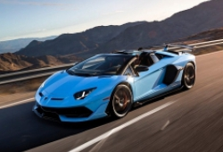 Lắp sai cáp cánh cửa, Lamborghini triệu hồi 26 siêu xe Aventador SVJ