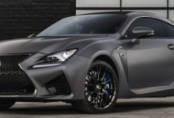Lexus GS F và RC F kỉ niệm 10 năm dòng xe hiệu suất cao