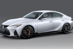 Lexus IS 2021 có thêm hai gói trang bị thể thao