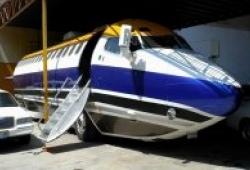 Limousine - Boeing 727 Jet Limo độc nhất vô nhị với thân vỏ máy bay dài 16 mét