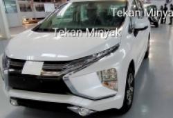 Lộ diện hình ảnh Mitsubishi Xpander 2020