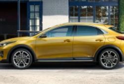 Lộ diện XCeed xe đa dụng thể thao mới của Kia