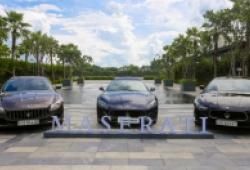 Maserati tham dự trình thượng lưu Summer Wanderlust