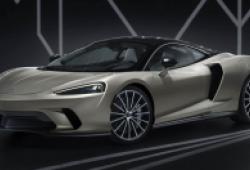 McLaren giới thiệu siêu phẩm GT MSO