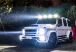 Mercedes-Benz G63 AMG độ 6 ống xả siêu cơ bắp của Lumma Design