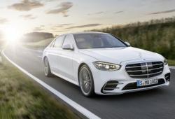 Mercedes-Benz S-class 2021 ra mắt với một loạt công nghệ hiện đại