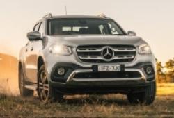 Mercedes-Benz X-Class sẽ bị khai tử vào tháng 5/2020