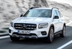 Mercedes GLB giá từ 975 triệu đồng tại châu Âu