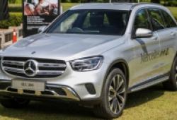Mercedes GLC200 mới sẽ ra mắt khách hàng Việt trong tháng này