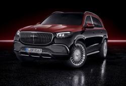 Mercedes-Maybach GLS 600 giá 12,5 tỉ đồng