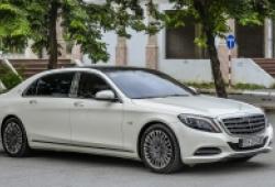 Mercedes-Maybach S600 2016 đã qua sử dụng giá chỉ 8,3 tỷ