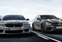 Mercedes và BMW sụt giảm doanh số ba tháng đầu năm