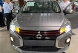 Mitsubishi Attrage 2020 sẽ ra mắt vào ngày 17/3