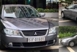 Mitsubishi Lancer Fortis 13 năm tuổi rao bán với giá 345 triệu đồng
