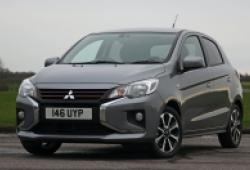 Mitsubishi Mirage mới giá từ 310 triệu đồng tại Anh