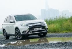 Mitsubishi Outlander lắp ráp Việt Nam đạt 5 sao ASEAN ANCAP