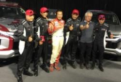 Mitsubishi Việt Nam tặng 2 xe cho đội đua Racing Aka