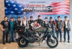 Mô tô địa hình Harley-Davidson Pan America 1250 Special đầu tiên có chủ