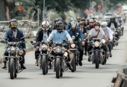"""Ngắm dàn xe mô tô tham dự sự kiện """"Ngày hội dành cho Quý Ông 2020"""""""