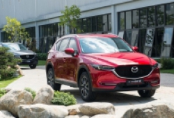 Nhận ưu đãi 100 triệu đồng khi mua Mazda CX-5 và Mazda 6