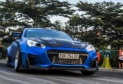 Những điều chưa biết về giải đua Auto Gymkhana đầu tiên tại Việt Nam