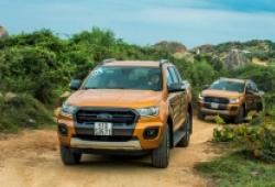 Những kinh nghiệm hữu ích giúp tài xế tự tin off-road trên những chiếc bán tải