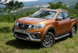 Nissan Navara giảm 36 triệu đồng, cạnh tranh Ford Ranger và Toyota Hilux